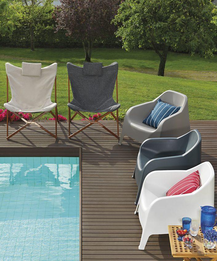 Cadeiras de Jardim - Fotografia de Produto