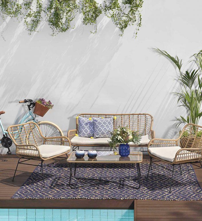 Mobiliário de Jardim - Fotografia de Produto
