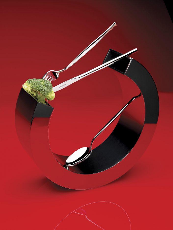 Cutelaria - Fotografia de Produto